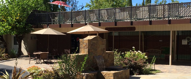 Hot springs pool day use special calistoga golden haven for 85 degrees tanning salon