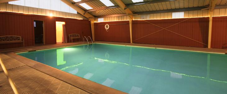 Golden Haven Hot Springs Pool