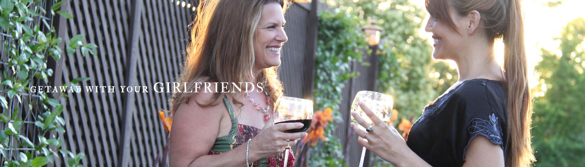 Girlfriends napa valley spa getaway women 39 s group for Best spas for girlfriend getaway