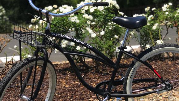 Complimentary Bike Use